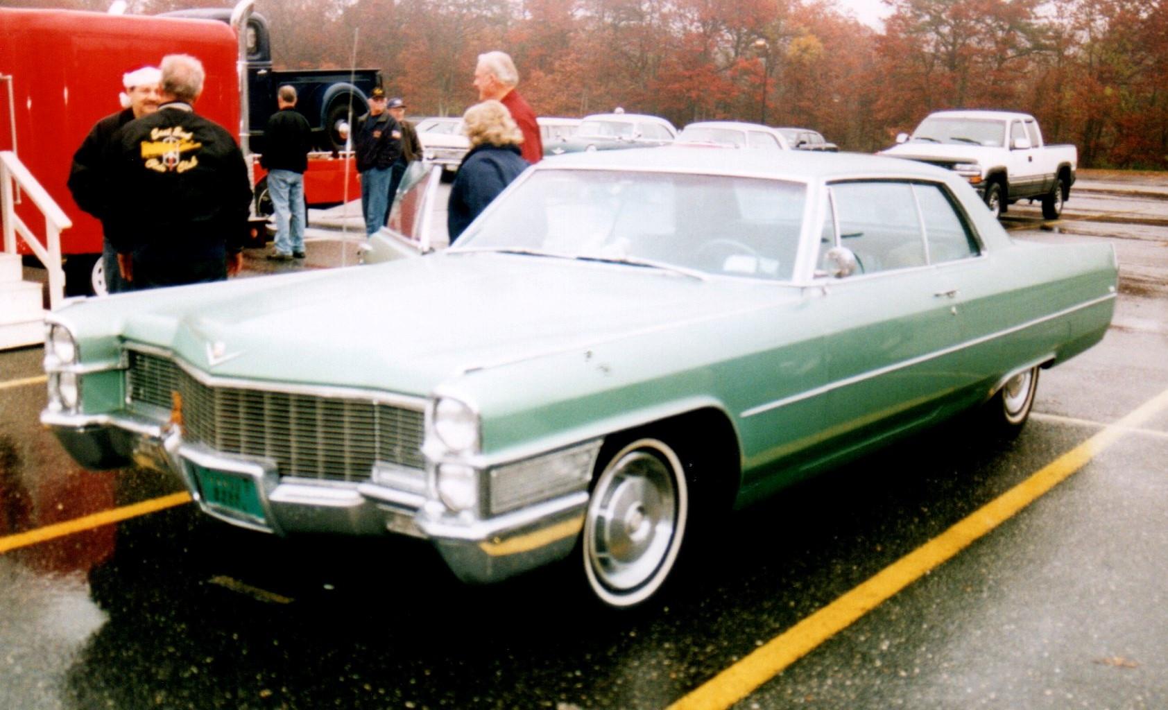 Lou Bates' 1965 Cadillac Calais