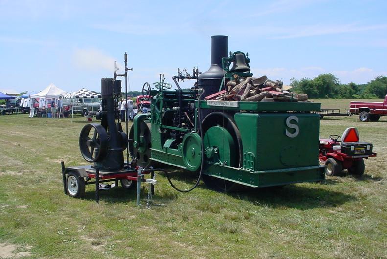 LIAPA's steam roller