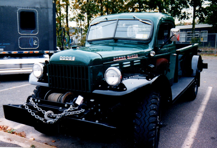 Mark Wente's 1958 Dodge Power Wagon