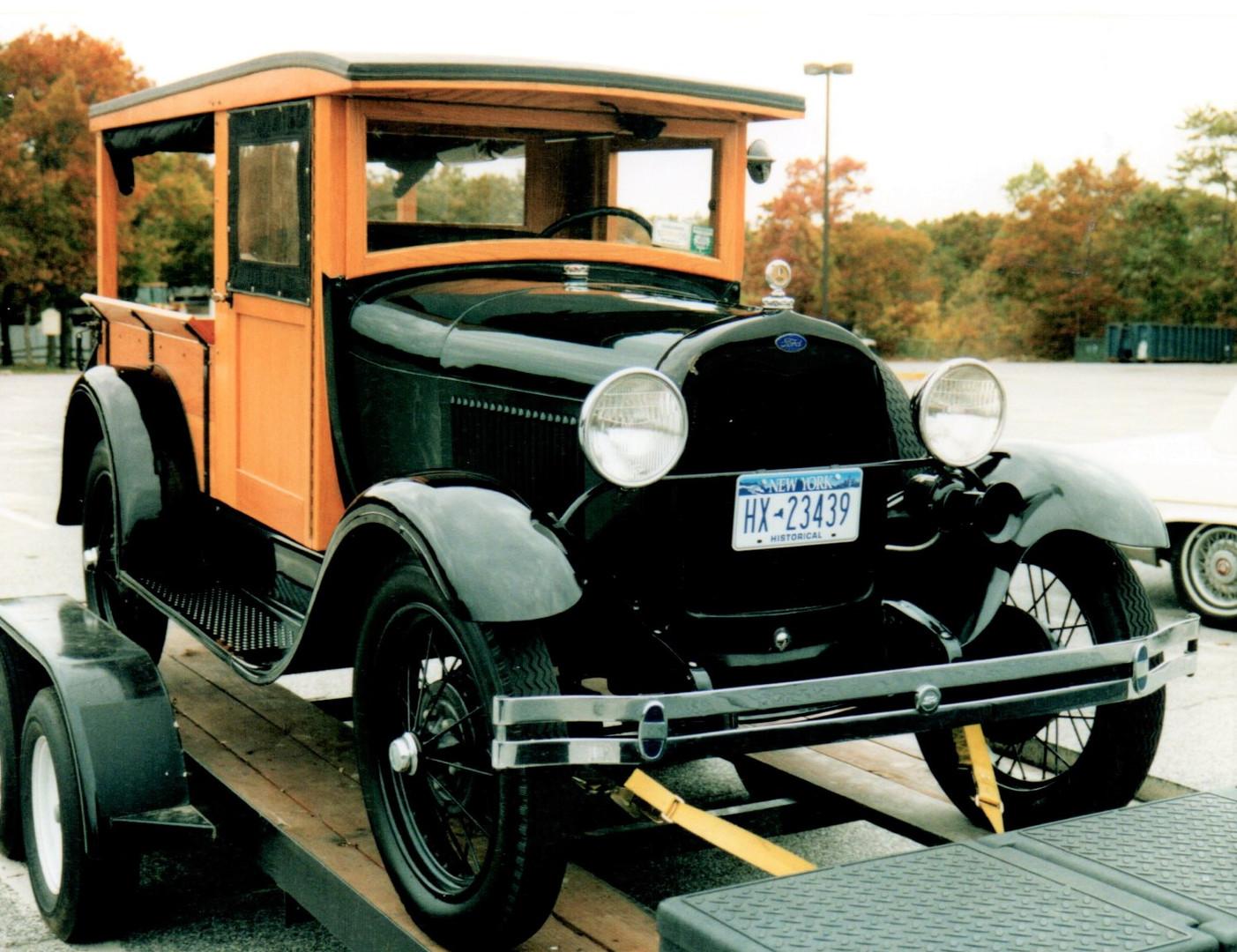 1929 Ford - Bob Fraser
