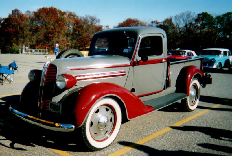 Quentin Vollgraff's 1937 Dodge pickup