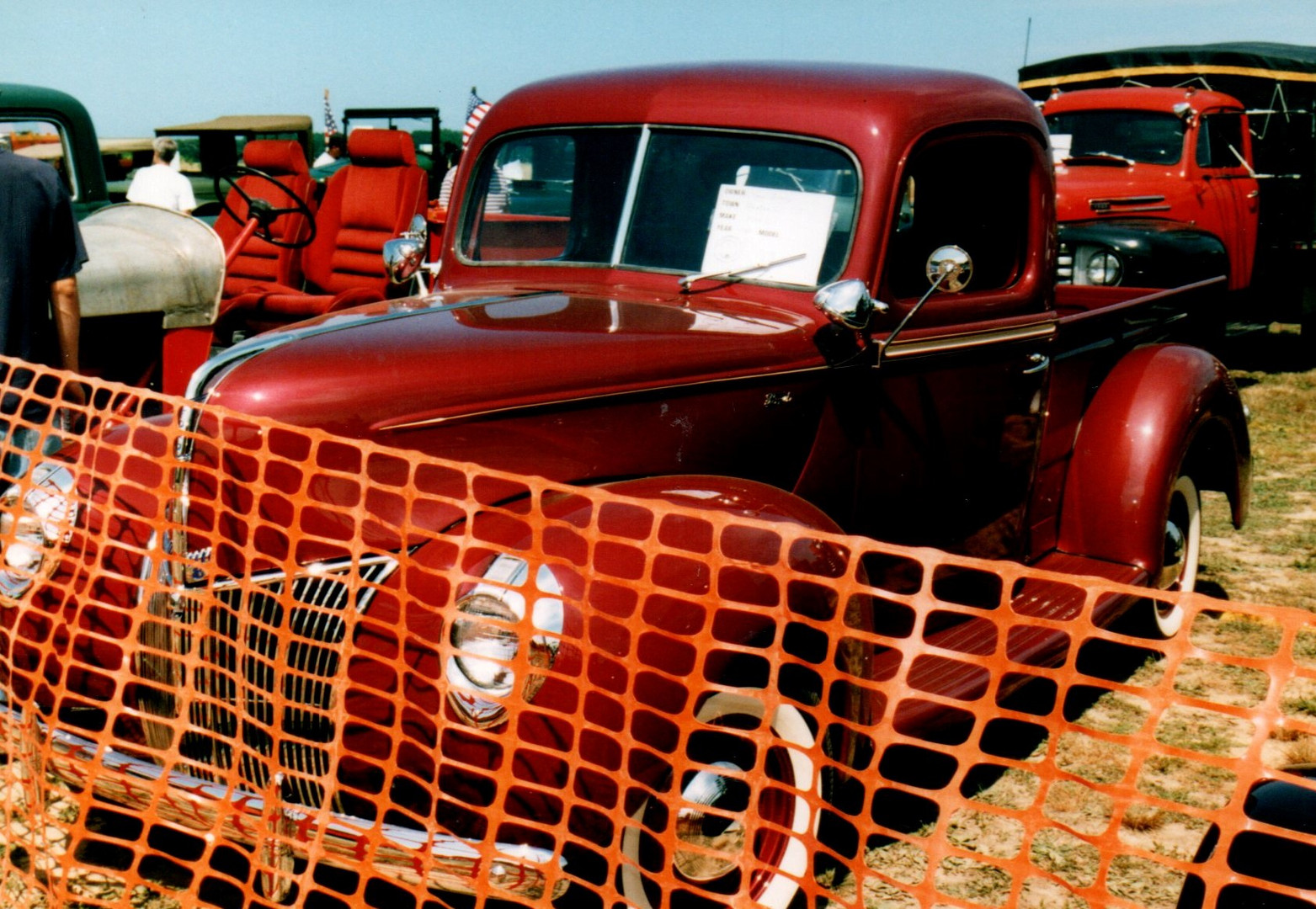 1940 Ford pickup from Connecticut