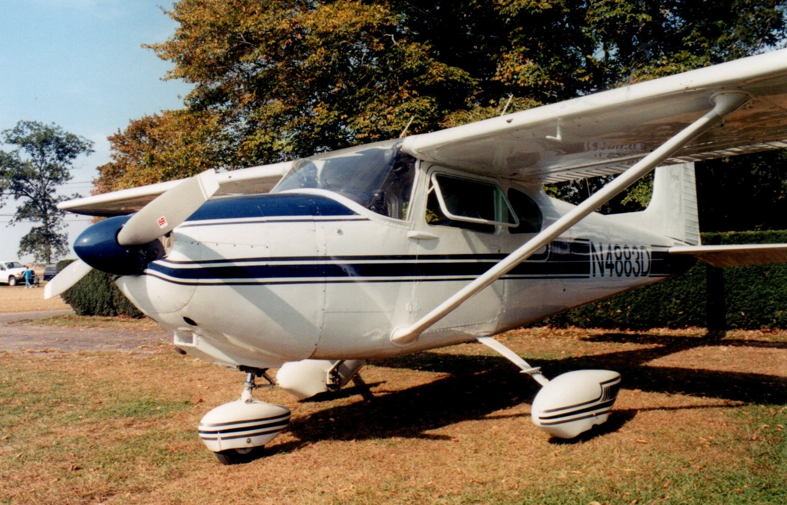 1958 Cessna