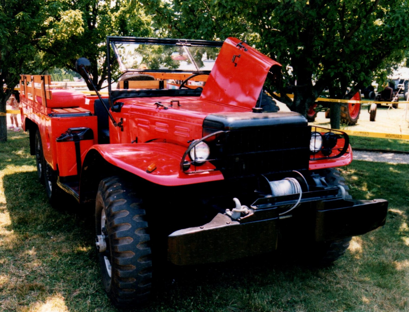 1943 Dodge WC63 weapons carrier
