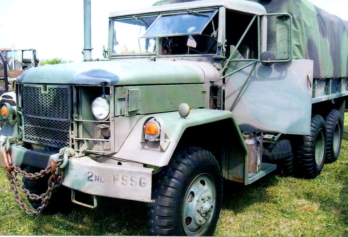 1970 AM General M35A2 cargo
