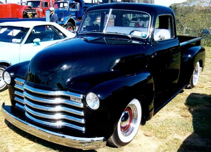 1951 Chevrolet pickup