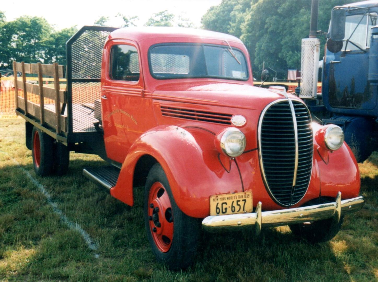 1939 Ford rack truck