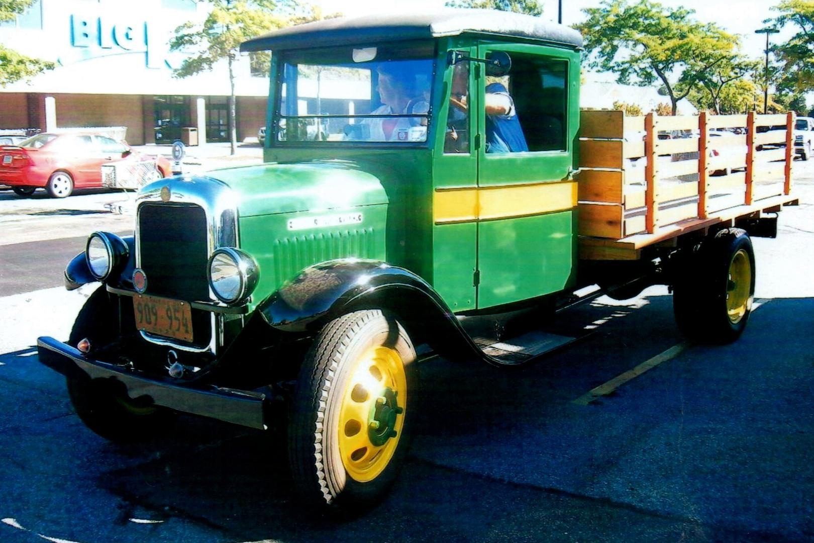 1929 GMC - Cliff Foster