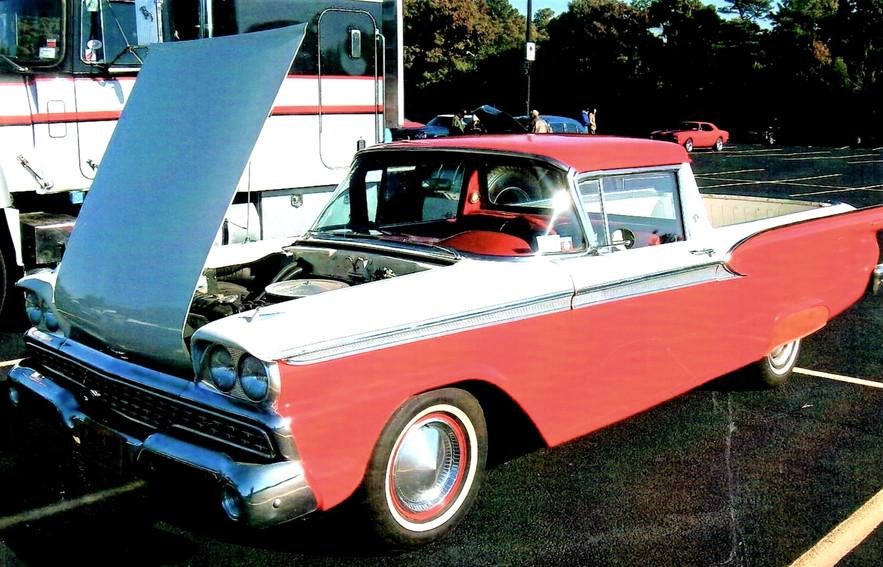 George Edwards' 1959 Ford Ranchero