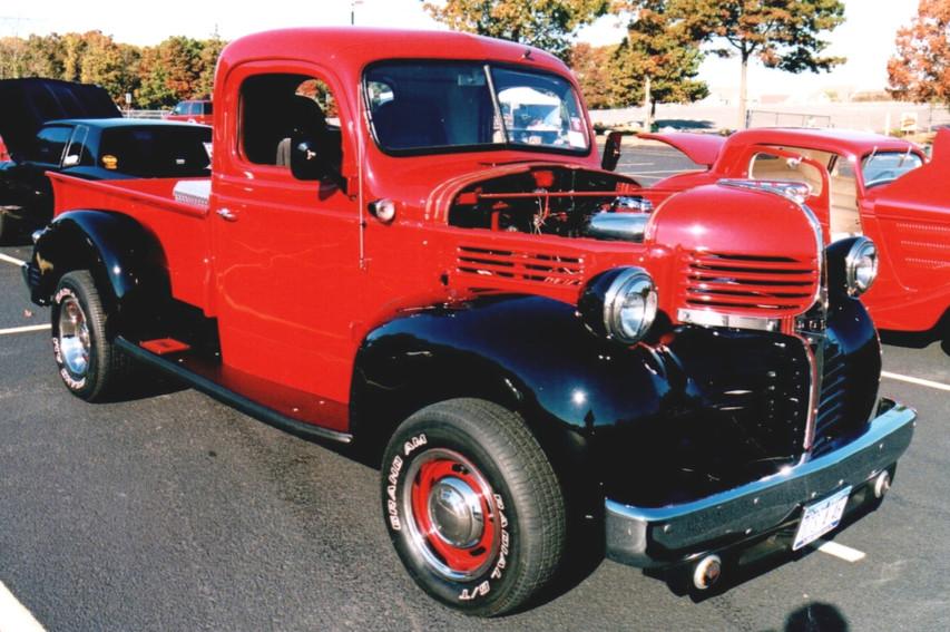 1941-47 Dodge pickup