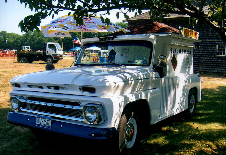1964 Chevrolet ice cream truck - Harry Wilkinson