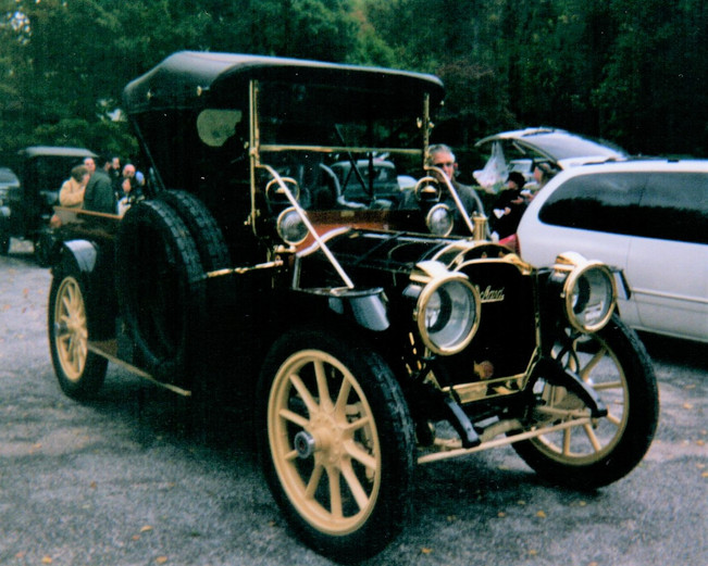 1909 Packard - Warren Kraft
