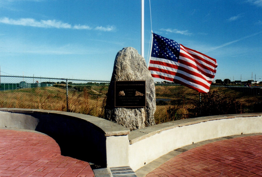 Meeting location- WTC Memorial in Calverton