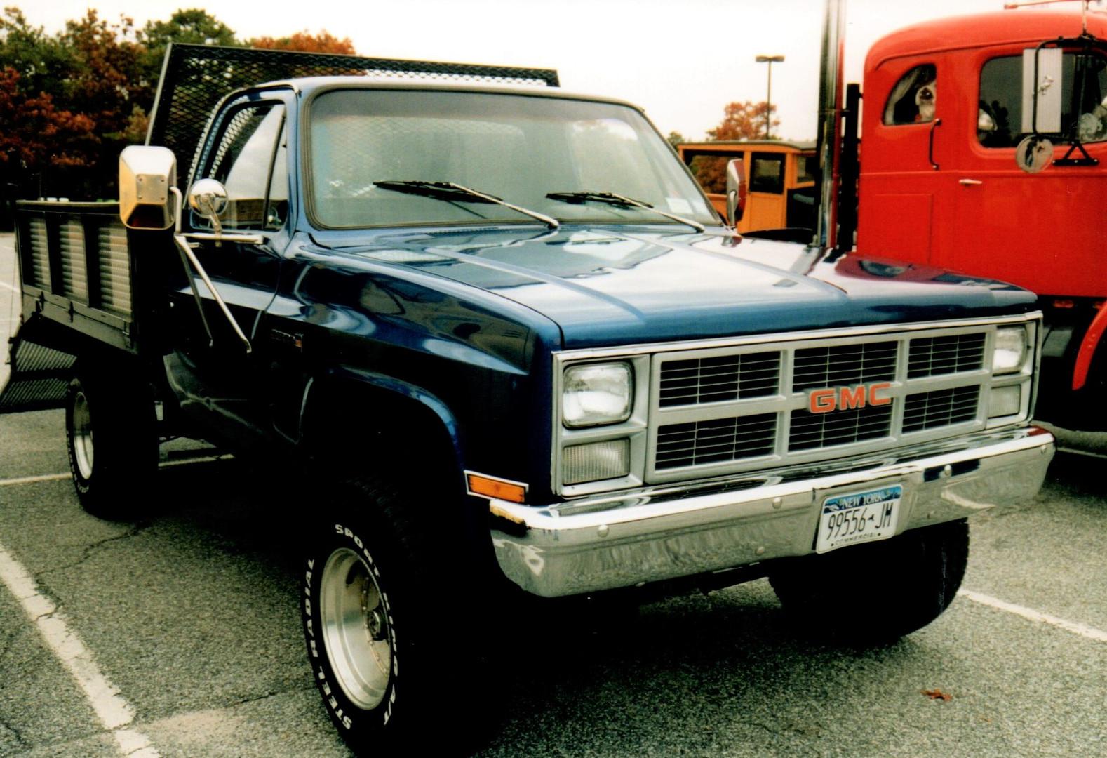 1983 GMC - George Erb