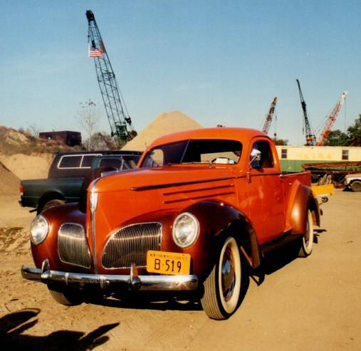 Terry Meehan's 1939 Studebaker pickup