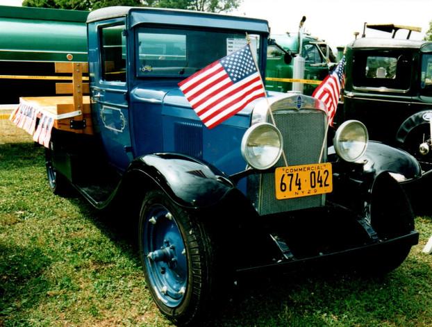 1929 Chevrolet model LQ  flatbed - Thomas Shalvey Jr.