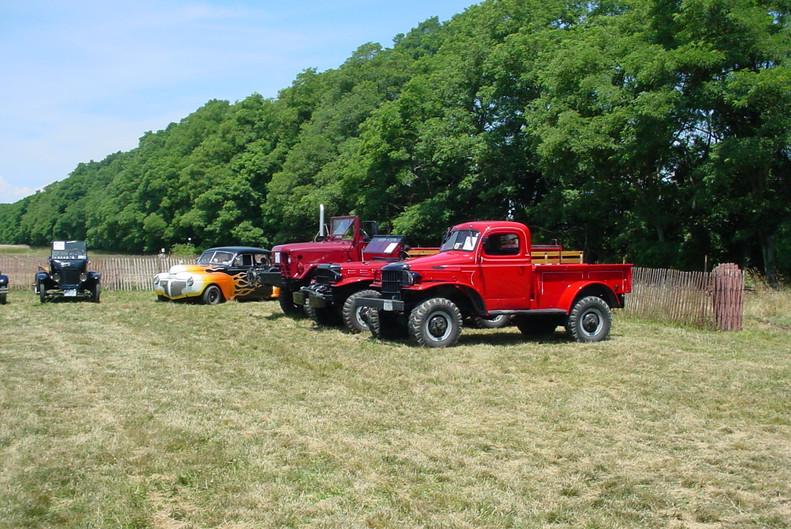 More military trucks