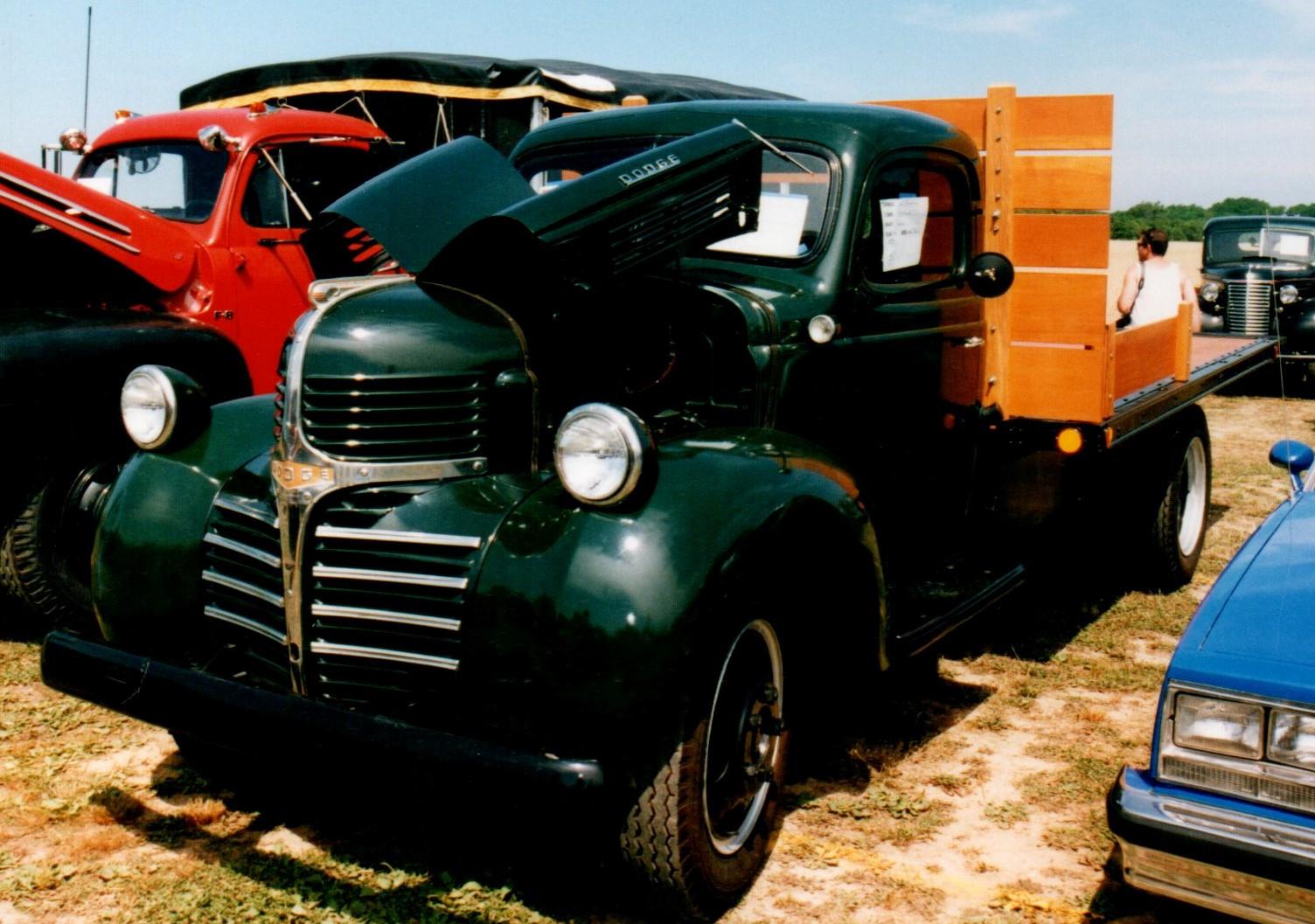 1941 Dodge flatbed
