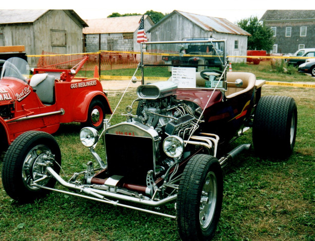 1923 Ford T-bucket pickup