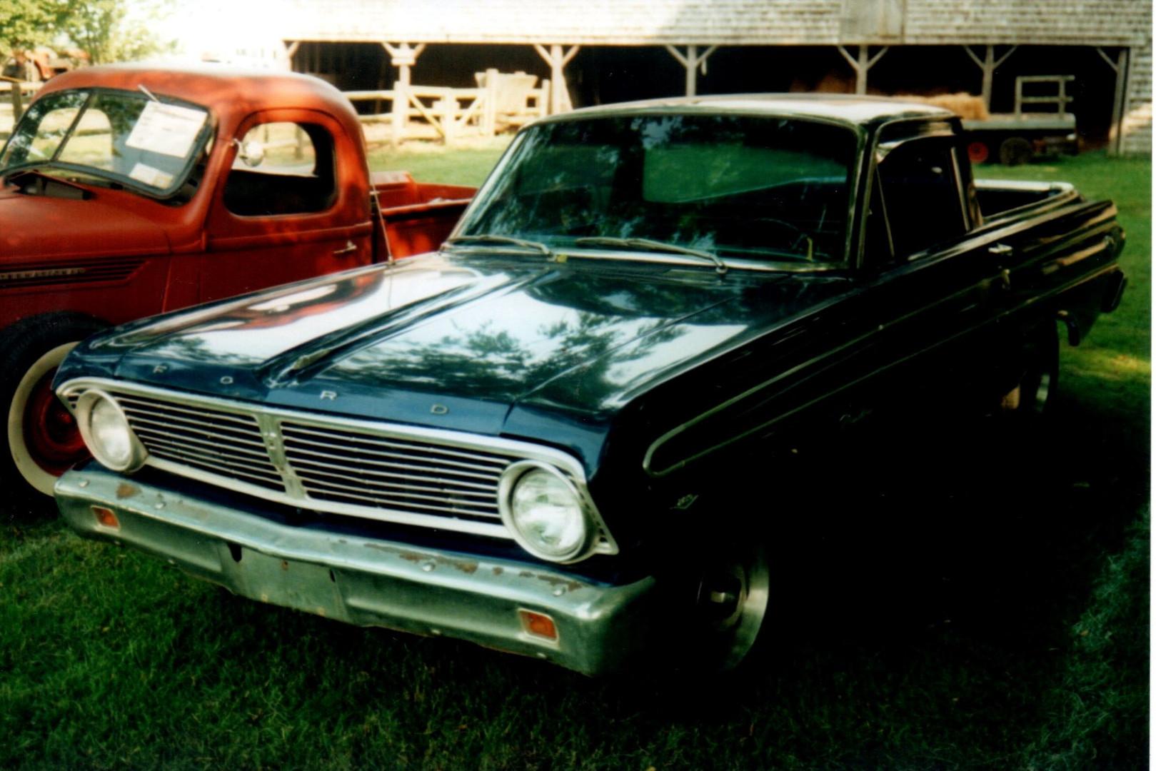 1965 Ford Falcon Ranchero - Bruce Young
