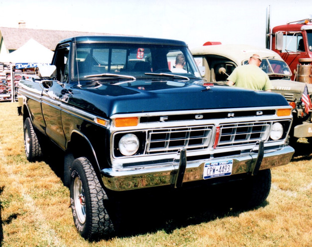 1976 Ford F-250 pickup