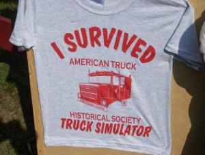 Simulator T-shirt
