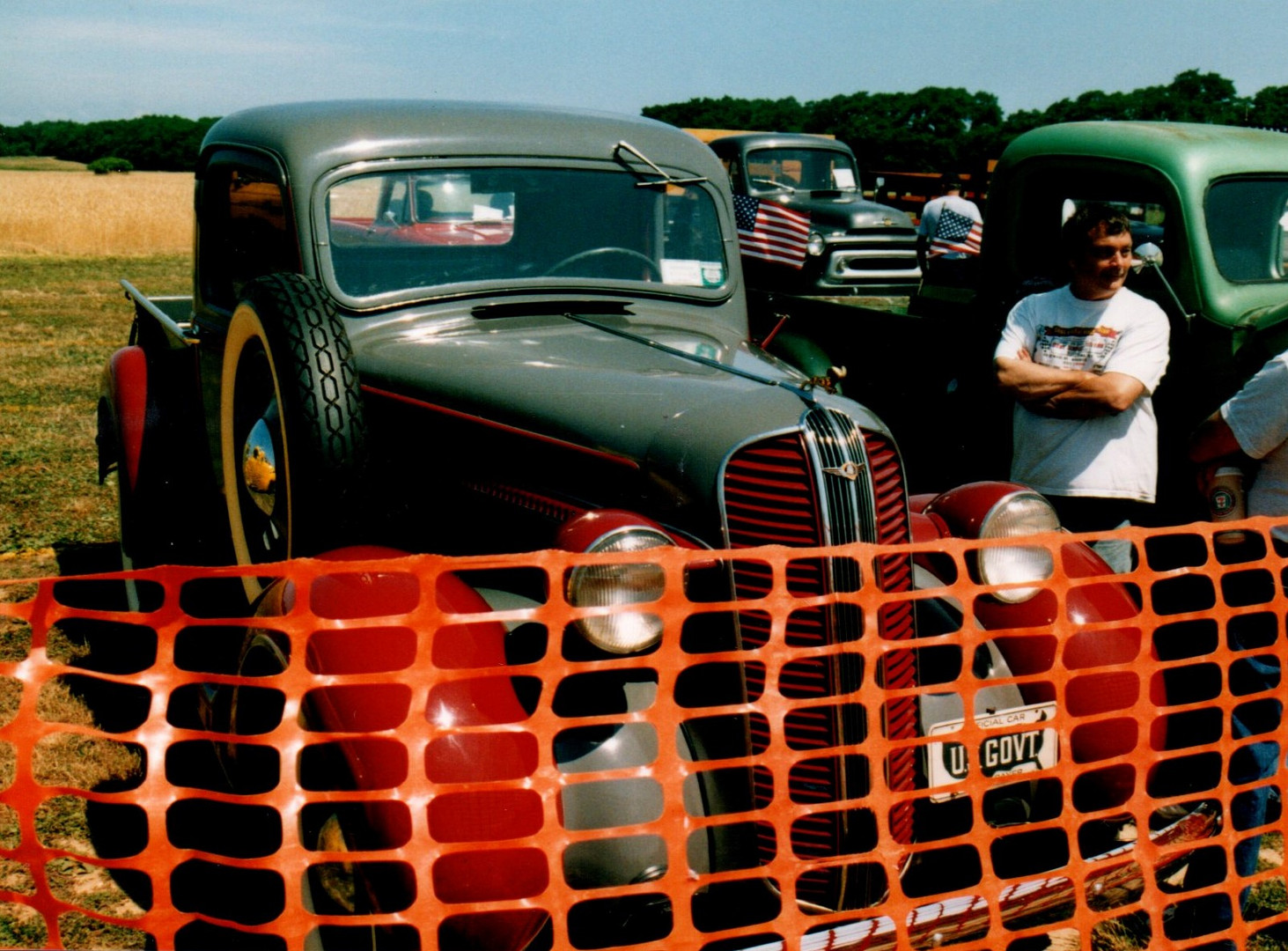 1937 Dodge pickup - Quentin Vollgraff
