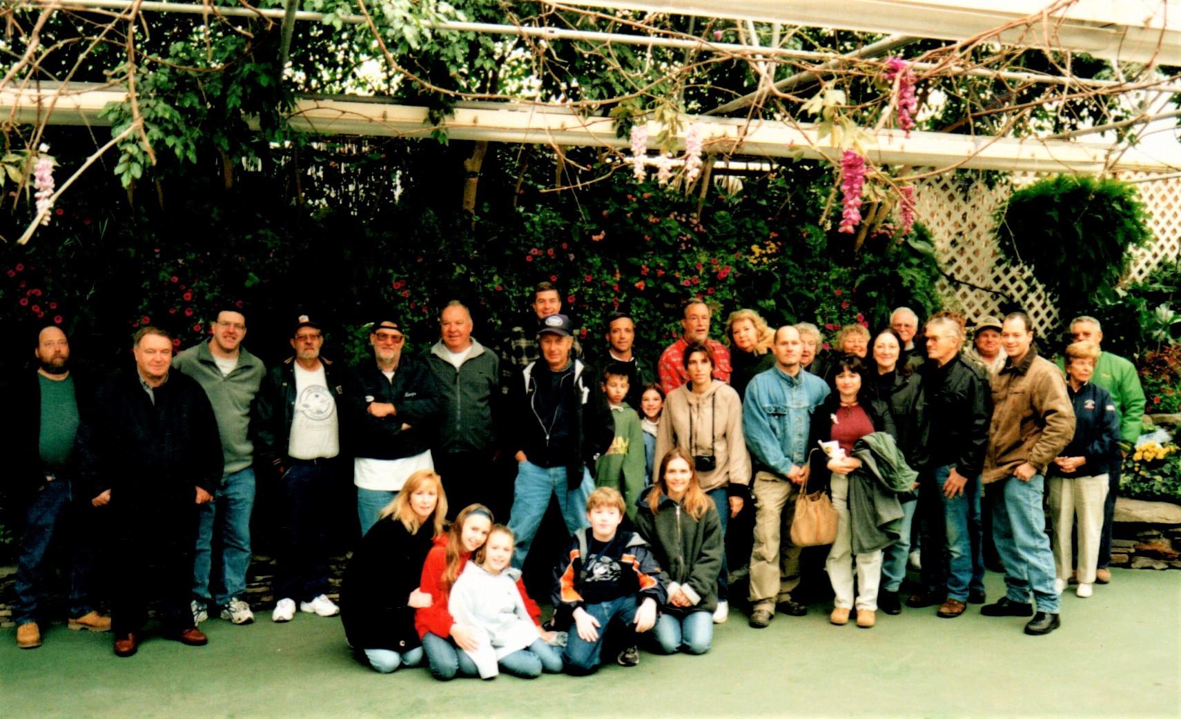 Members group photo