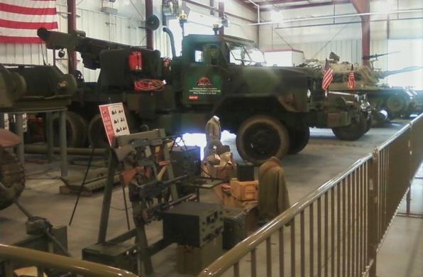 Military equipment & military wrecker