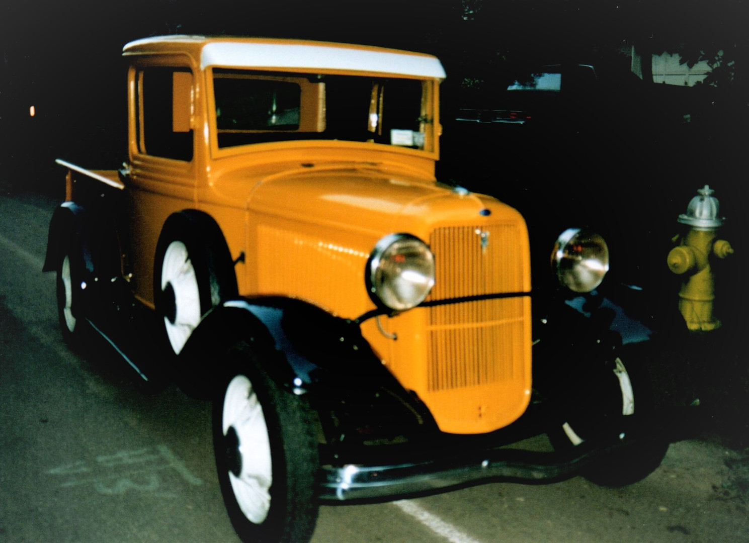 1933 Ford pickup - Ron Bruschi