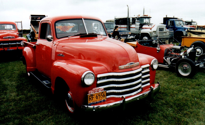 1953 Chevrolet pickup