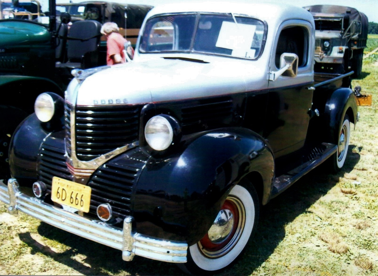 1939 Dodge pickup - Ed Purcell