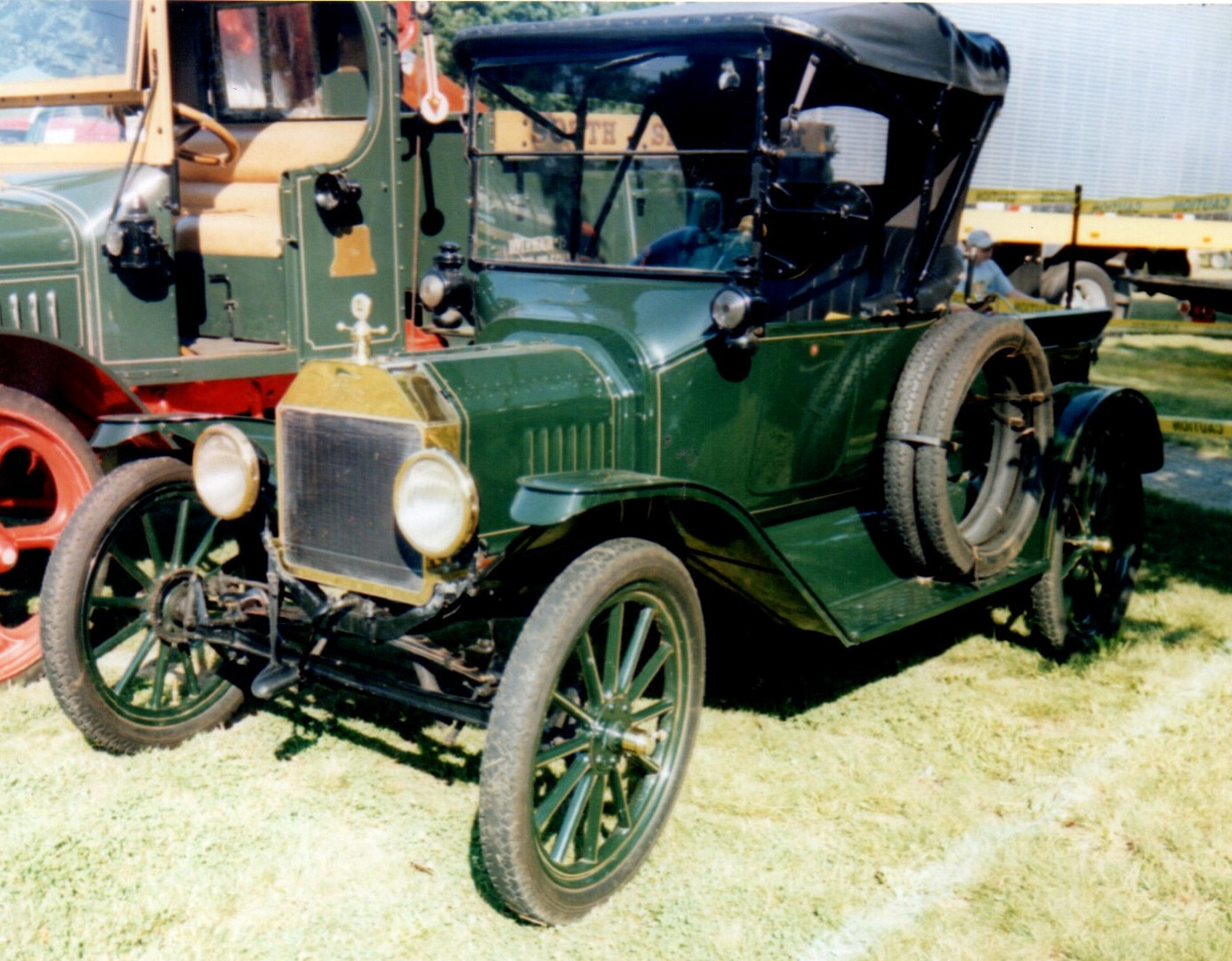 1916 Ford Model T Roadster pickup - Tony Guarnaschelli