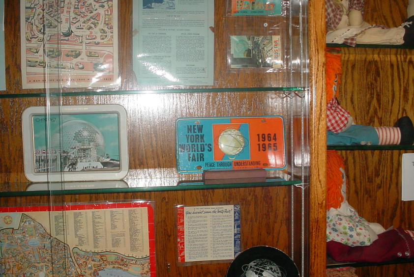 World's Fair Memorabilia