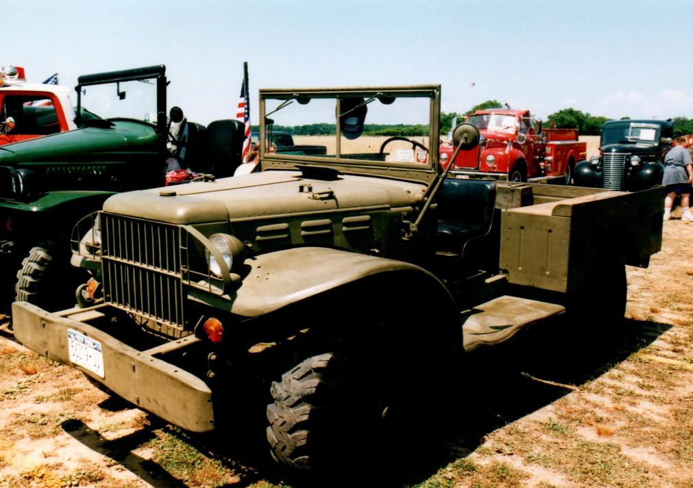 1942 Dodge WC-51 command car - Greg King