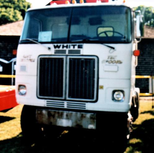 1983 White COE tractor - Steve Wolbert