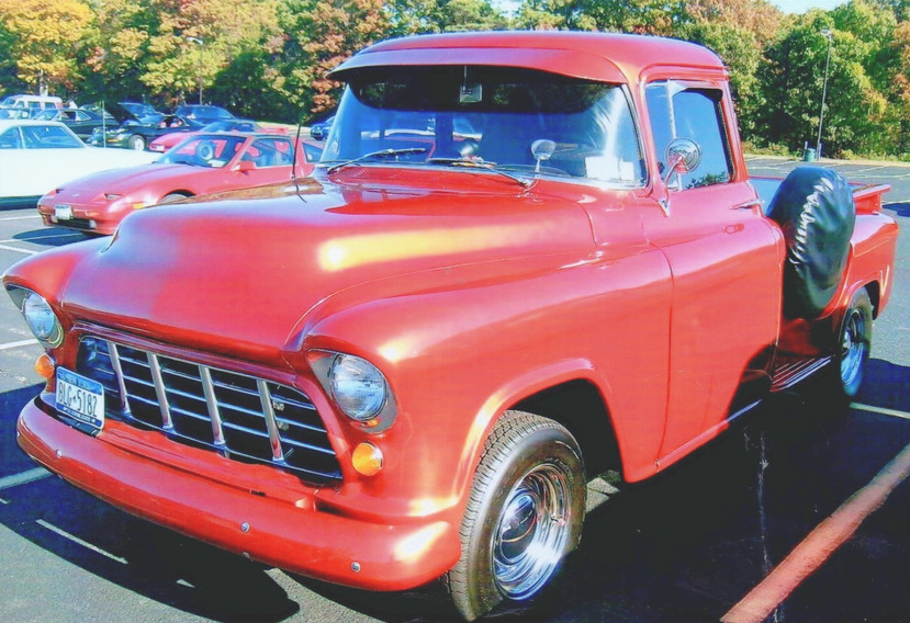 1955-56 Chevrolet pickup