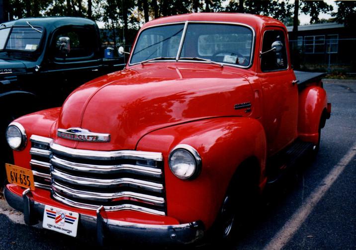 Peter Esteve's 1949 Chevrolet