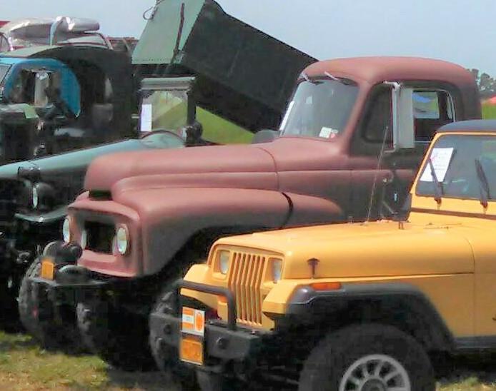 1954 International R-100 pickup - Harry Miller
