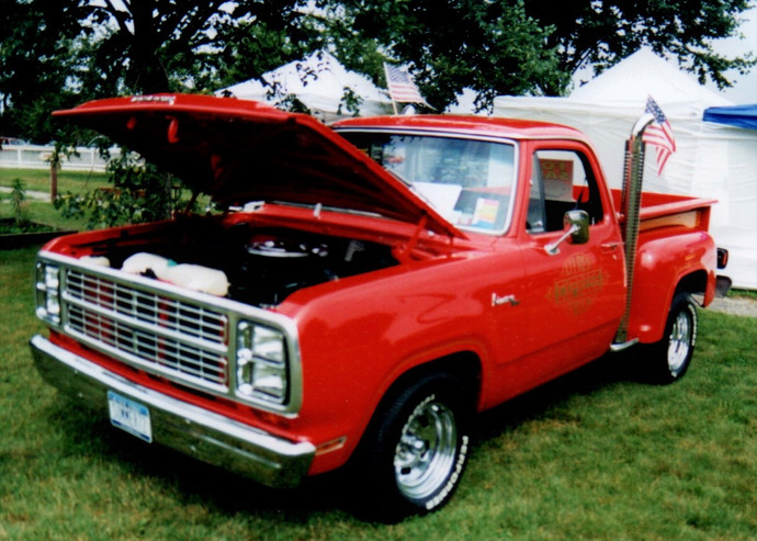 1979 Dodge Little Red Express pickup
