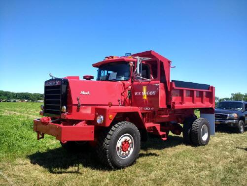 1983 RM-800 dump - Albert McCoy