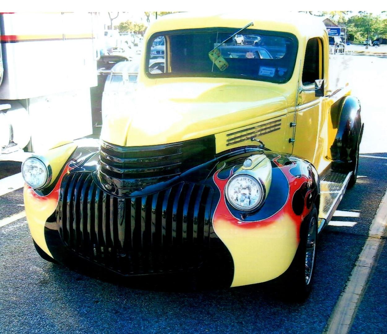 1946 Chevrolet - Robert Ross