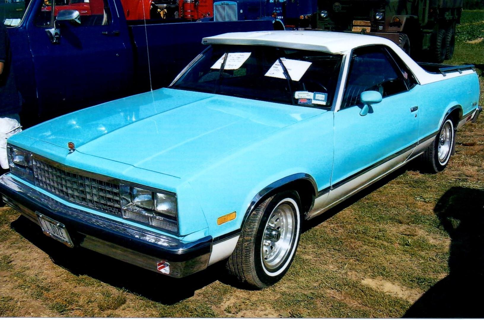 1985 Chevrolet ElCamino - Carl Cardo