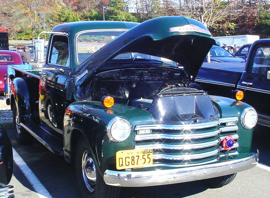 Jude Petroski's 1948 Chevrolet pickup