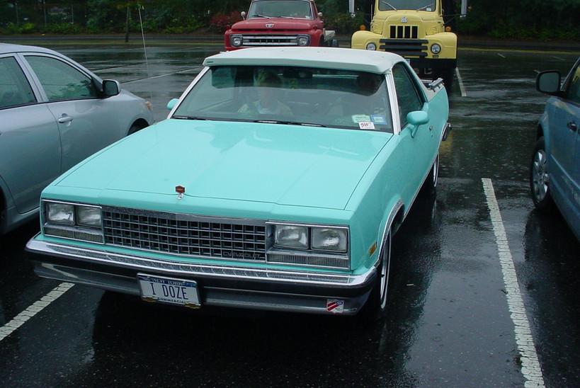 Carl Cardo's 1985 Chevrolet ElCamino