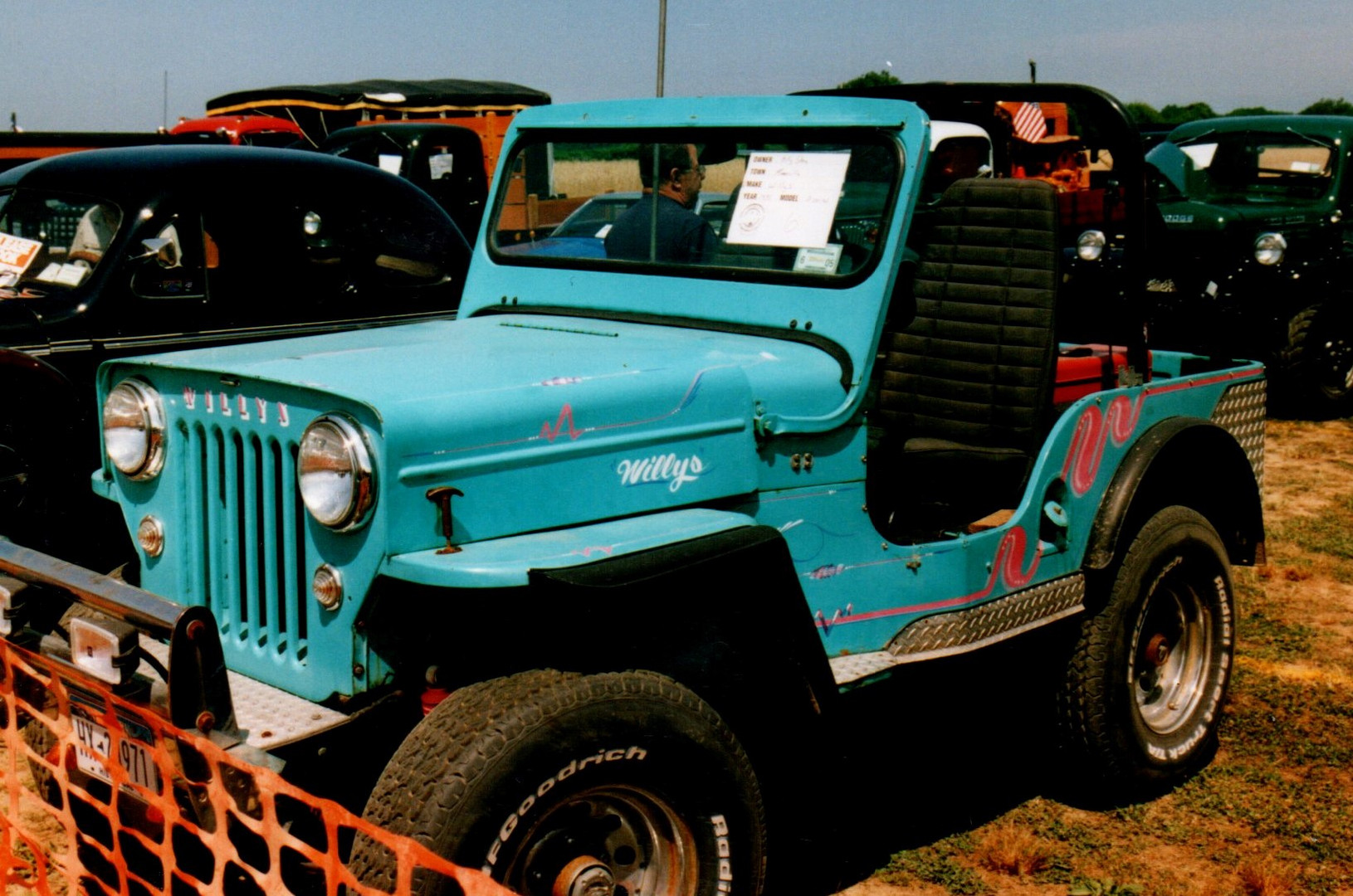 1951 Willys B Jeep - Billy Shea