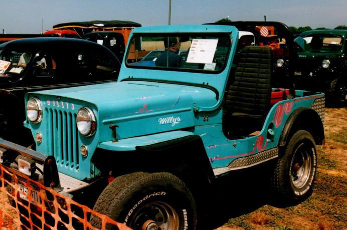 1951 Willys B Jeep - Billy Shea