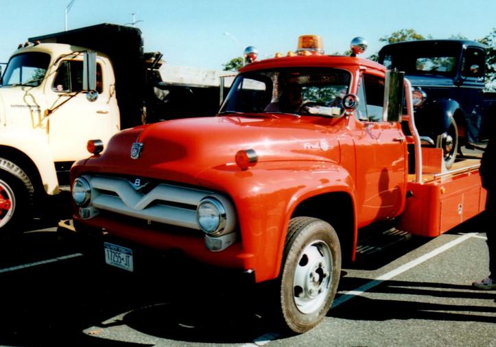 1955 Ford Floyd Chivvis