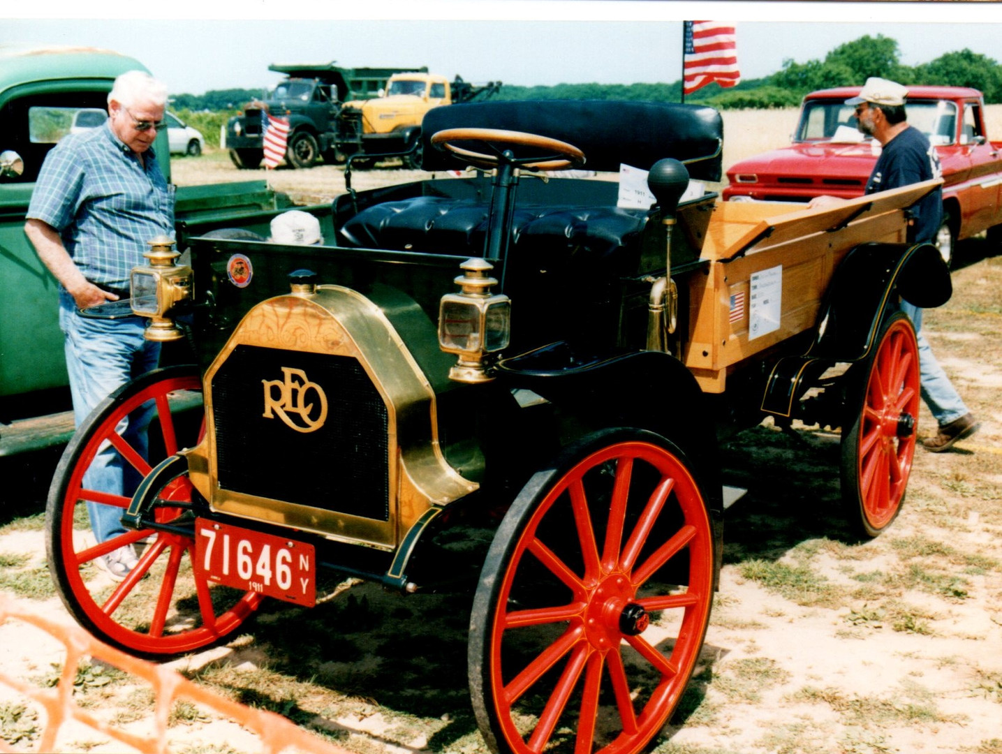 1911 Reo pickup - Joe LoMonaco