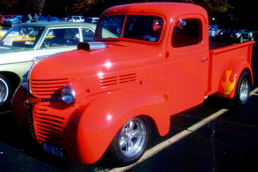 1941-49 Dodge pickup
